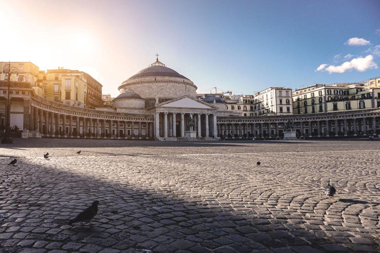 Vivez Naples
