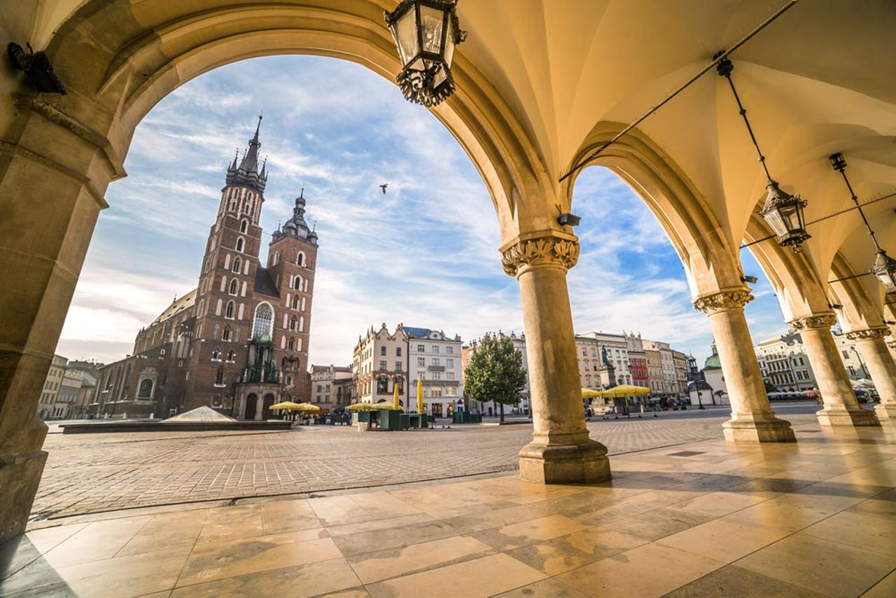 Take a Trip to Krakow and Gdansk