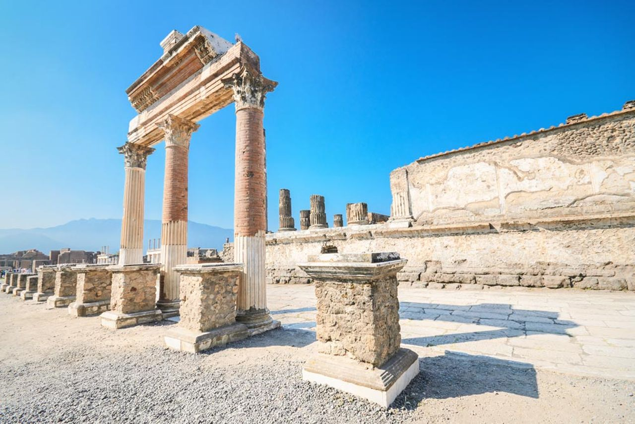 Things to Do in Pompeii