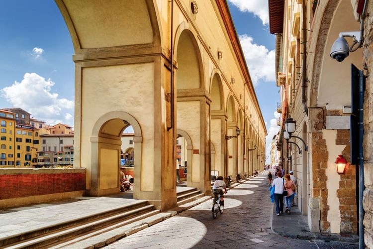 Entdecken Sie Florenz