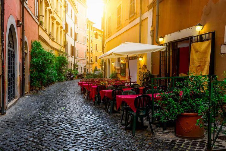 Feel Rome