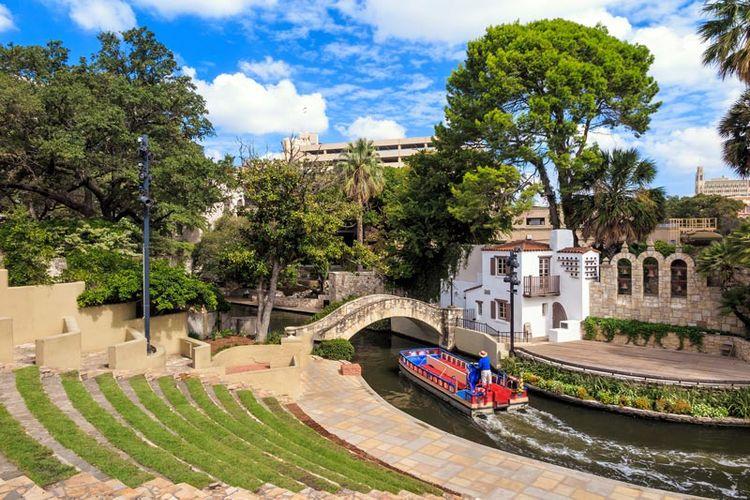 Visita San Antonio con stile