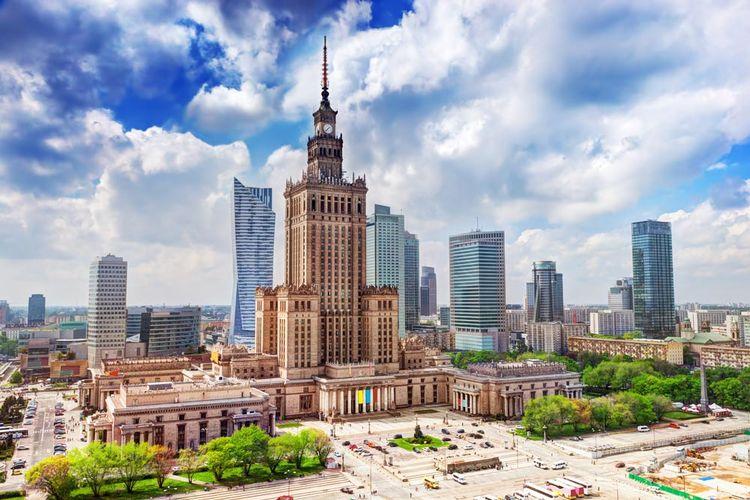 Faites une escapade à Varsovie et Gdańsk