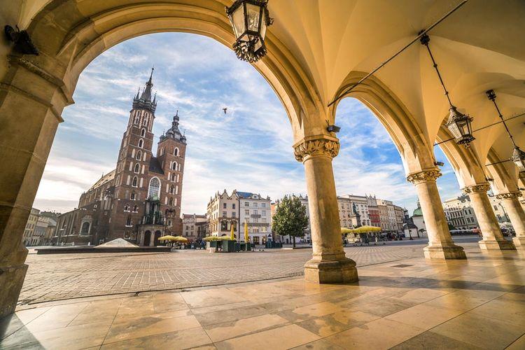 Visita Cracovia e Danzica