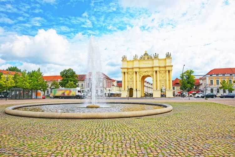 So viel zu sehen in Potsdam!